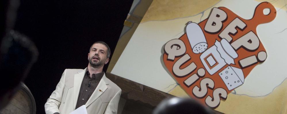 Bergamo Tv, riparte il Bepi Quiss E si gioca con la trottola del Pirlì