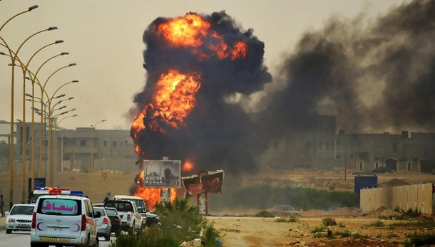 Libia, esercito, preso centro Bengasi