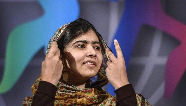 Malala dona 50.000 dollari per Gaza