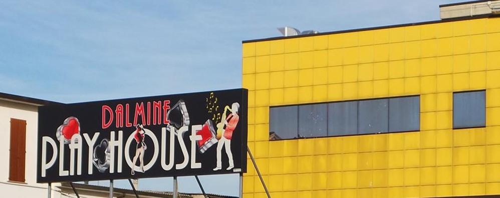 Rapina con pistole a Dalmine Via 18 mila € della Play House