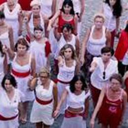 San Valentino  con il Flash Mob