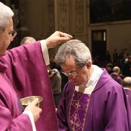 Quaresima, l'annuncio del vescovo  «Fondo casa e  Centro accoglienza»