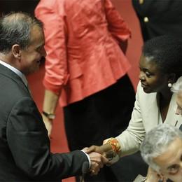 «Orango», Calderoli in tribunale Udienza rinviata al 26 giugno