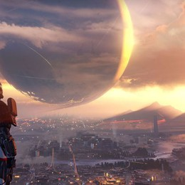 Destiny, una sci-fi  post-apocalittica