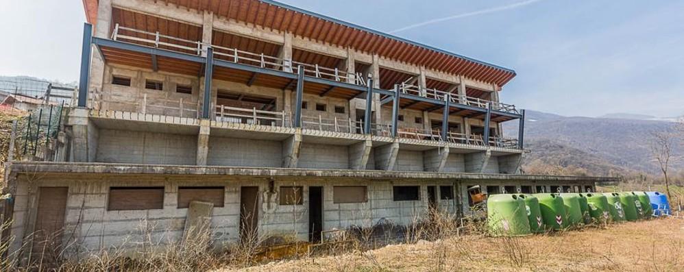 Bedulita, stadio «fantasma»  da 2 milioni Indagini scattate nel 2011: sei indagati