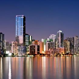 Il cemento Biodynamic approda a Miami Grazie a Palazzo Italia sfonda nel mondo
