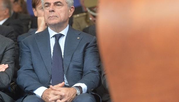 Finmeccanica: Moretti, no mandato su Drs