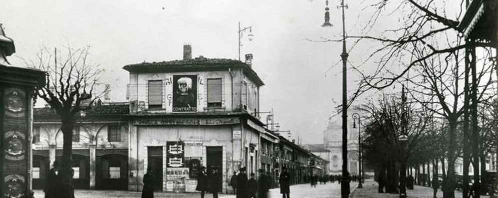 Un secolo di storia in una foto Dalla Fiera al centro piacentiniano