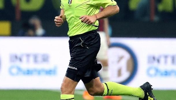 Arbitri: Banti per Juventus-Fiorentina