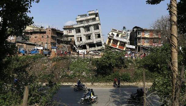 Sisma Nepal:polizia, oltre 3.600 i morti