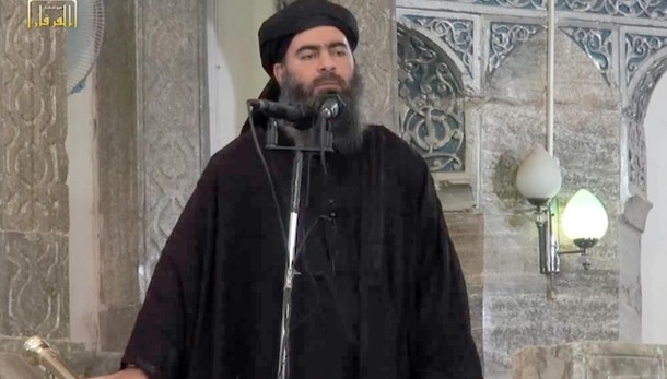 Guardian,Baghdadi fuori gioco,Isis a n.2