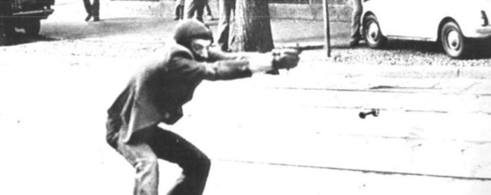 In una vecchia foto l'Expo della violenza