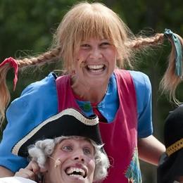 Pippicalzelunge, 70 anni E in Svezia è grande festa