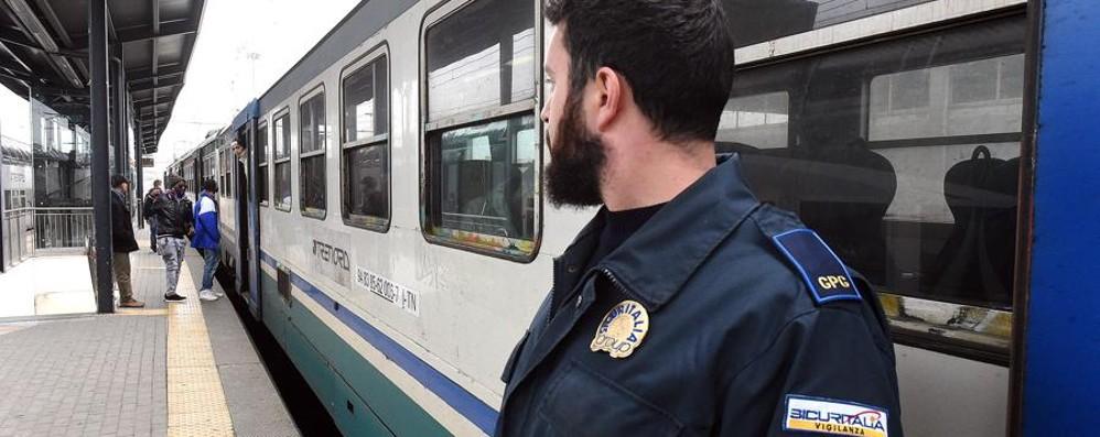 «Sui treni della Bergamo-Milano 4.000 senza biglietto in 6 giorni»