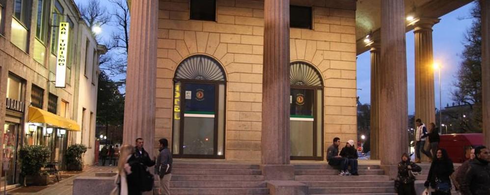 Bergamo, spaccio e degrado  Anche ai Propilei è allarme sicurezza