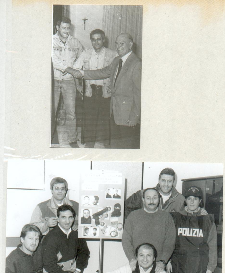 Alcune foto d'archivio di Elio Carminati