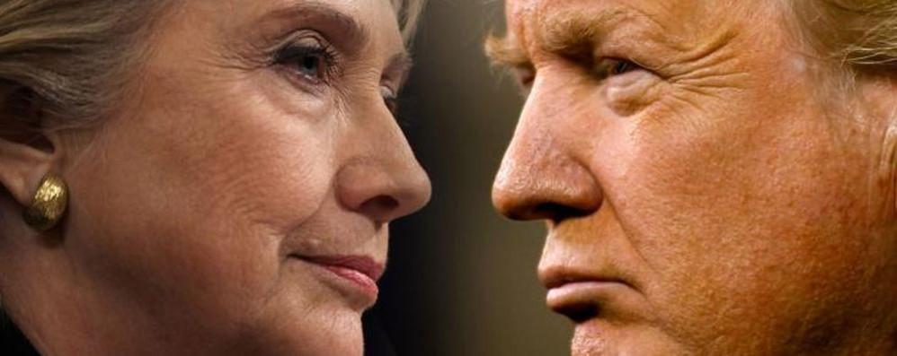 Elezioni Usa, il sorpasso di Trump Segui i risultati in tempo reale