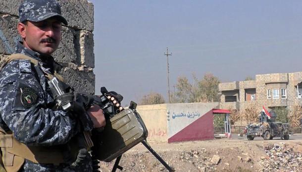 Mosul: 1.000 liberati da prigione Isis