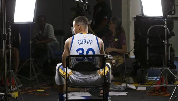 Nba: record triple in una gara per Curry