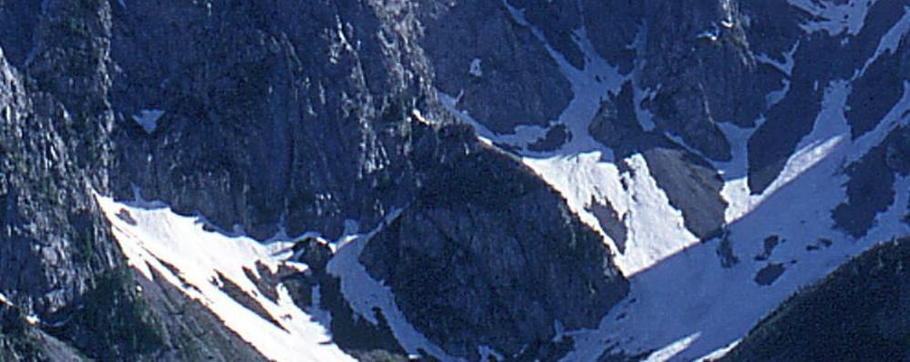 Precipita a Schilpario, ancora grave Il Soccorso alpino: ghiaccio pericoloso