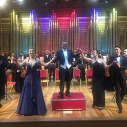 Dettori, il magistrato-musicista  In Kazakistan incanta con  Donizetti