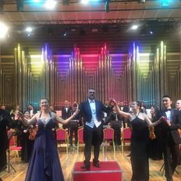 Dettori, il magistrato-musicista In Kazakistan incanta con il Donizetti