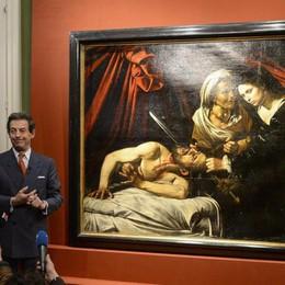 Quel Caravaggio da 120 milioni «dimenticato» in una  soffitta