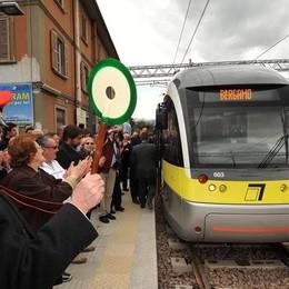 Tutti d'accordo per il tram fino a Vertova Ma bisognerà trovare i soldi: 44 milioni
