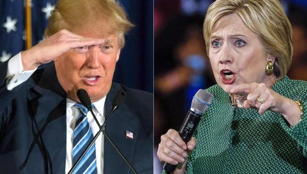 Usa 2016, a NY in testa Trump e Hillary