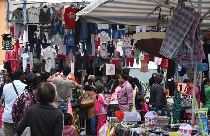 Il mercato della Malpensata
