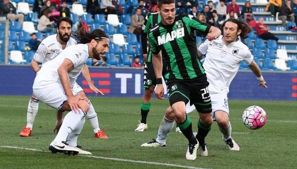 Serie A: Sassuolo-Sampdoria 0-0