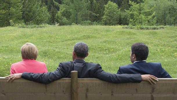 vertice Obama leader Ue su Isis e Libia