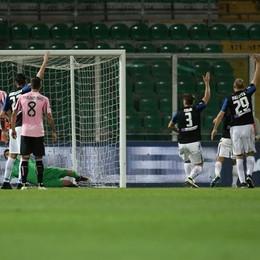 Il gol di Struna al 31' st per il 2-2 definitivo