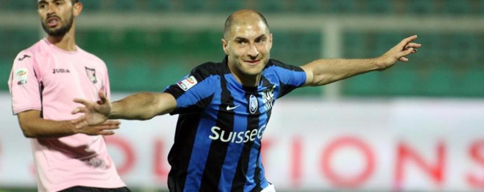 L'Atalanta pareggia  2-2 a Palermo Salvezza aritmetica sempre più vicina