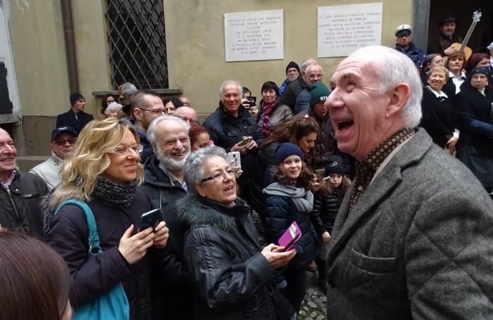 Davide Mengacci a Clusone