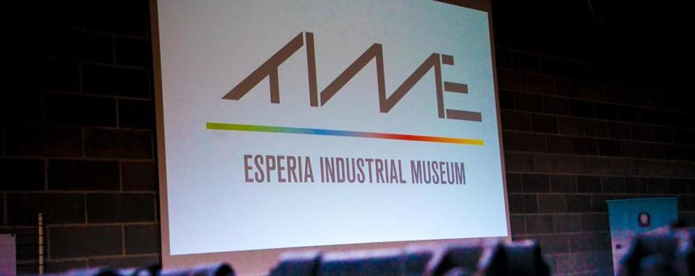 L'Esperia ha il suo museo - Video Time, un luogo tra storia e futuro