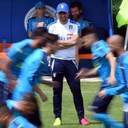 Europei, debuttano gli azzurri Stasera  la sfida col Belgio