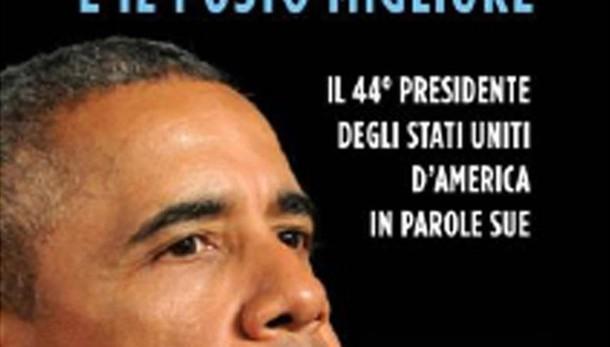 Obama, in un libro le idee e riflessioni