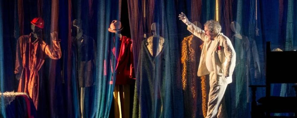 Nuovo appuntamento in Città Alta C'è l'Edipus al Teatro Sociale