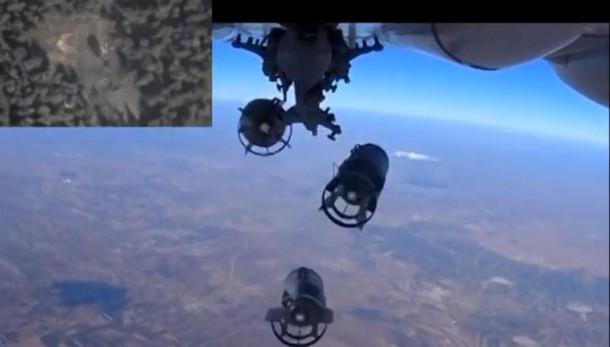 Siria: Usa smentiscono raid con Russia
