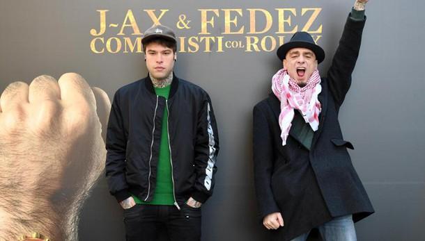 Hit Parade, al top J-Ax e Fedez