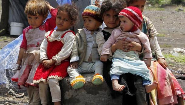 Onu, nello Yemen rischio carestia e fame