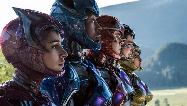 Power Rangers, ribelli e supereroi