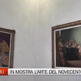 Palazzo Creberg - In mostra l'arte italiana del Novecento