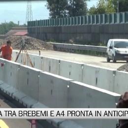 Brebemi-A4. L'interconnessione accelera