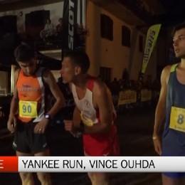 Colere, Ouhda vince la Yankee Run