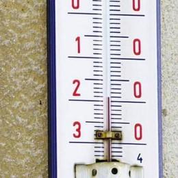 Week end bello ma freddo Le temperature tornano a scendere