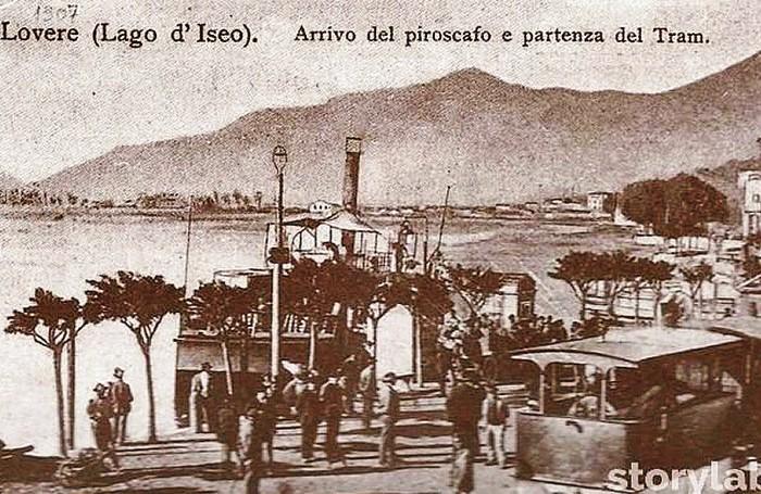 Lovere nel 1907