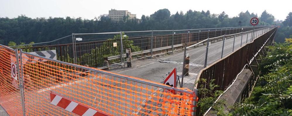 Calusco, un comitato e diari di viaggio sui disagi del ponte chiuso