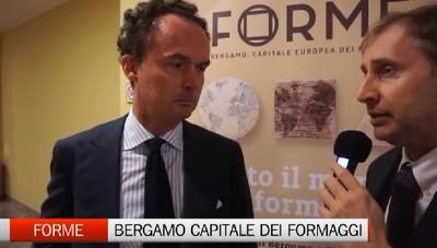 Al via Forme, e Bergamo diventa la capitale dei formaggi